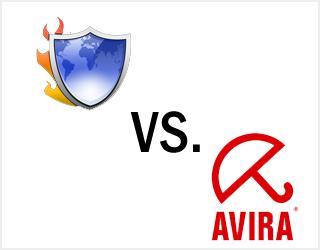 Comodo Antivirus vs. Avira Antivirus 2009 Free - Which one is better?