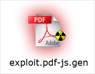 How to remove exploit.pdf-js.gen