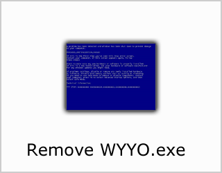 How to remove WYYO.exe
